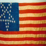 Civil War Flag circa 1860