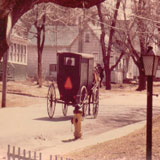 Amish Carriage 1970